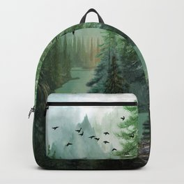 Mountain Morning 2 Backpack