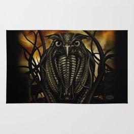 Mechanical Owl Rug