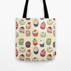 Margery's Lil Cupcake Shop Tote Bag