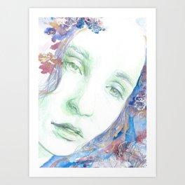 Changing Light Art Print