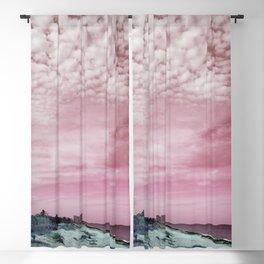 Abstruse Visions In Florida August 24th FL Peach Beach  Blackout Curtain