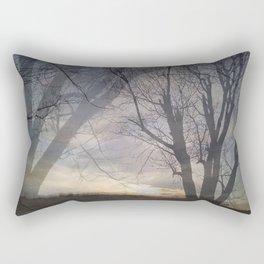"""""""Home"""" Rectangular Pillow"""