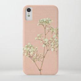 Baby's Breath iPhone Case
