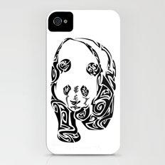 Panda iPhone (4, 4s) Slim Case