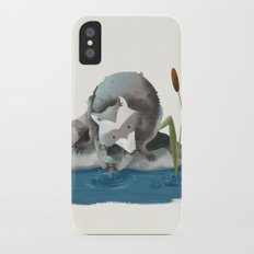 Wash Day iPhone X Slim Case
