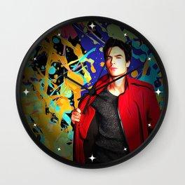 Lan Somerhalder - Celebrity Art Wall Clock