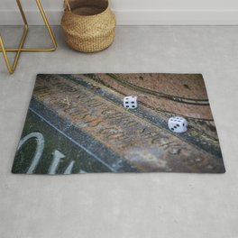 Roll the Dice Rug