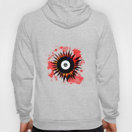 45 RPM Record Explosion Hoody