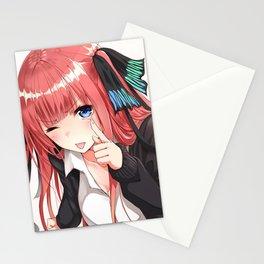 Nakano Nino | Go-Toubun no Hanayome Stationery Cards