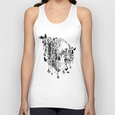 Beneath the Surface Unisex Tank Top