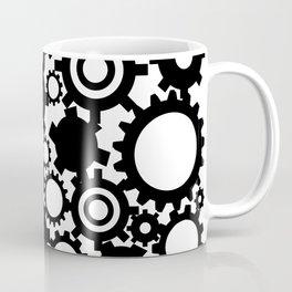 GEARS PATTERNS Coffee Mug
