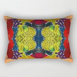 Still Life Harvest Froot Rectangular Pillow