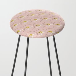 Flying Gymnasts Counter Stool