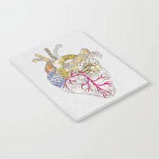 my heart is real Notebook