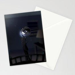 l'Uomo Nero Stationery Cards