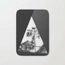 Form & Palm Trees Bath Mat