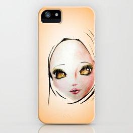 Eyes of faith  iPhone Case