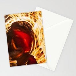 Fire Dancer 1 Stationery Cards