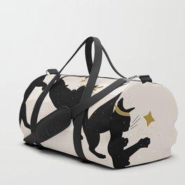 Ninja Cats I. Duffle Bag
