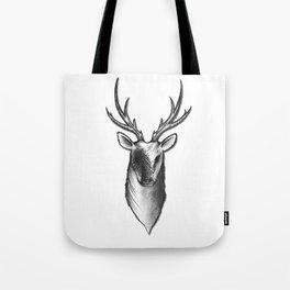 Deer deed Tote Bag