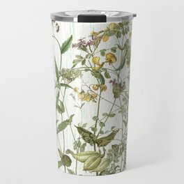 Cultivating my mind garden Travel Mug