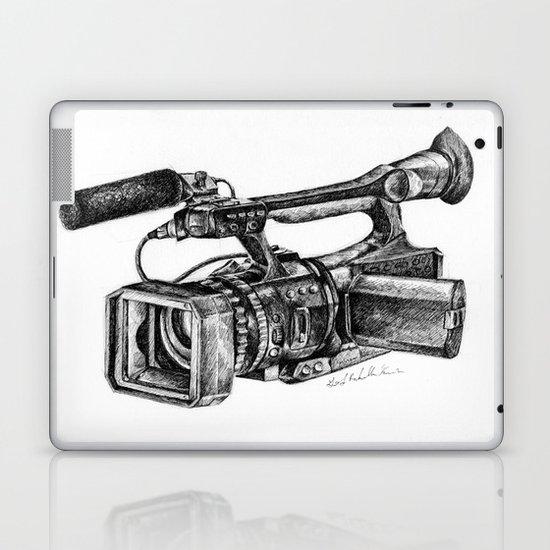 Sony HVR-V1U Laptop & iPad Skin