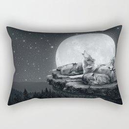 Echoes of a Lullaby Rectangular Pillow