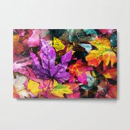 Fall needs love Metal Print