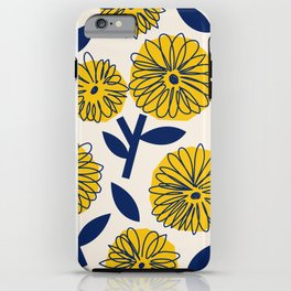 Floral_blossom iPhone Case