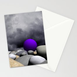 lost somewhere -1- Stationery Cards