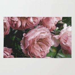 Pale pink Rose Sandi Rug