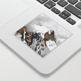 mountain 10 Sticker