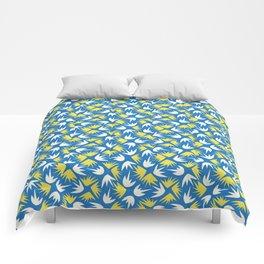 Geometrical Matisse 1 Comforters