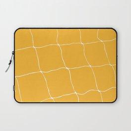 Tennis Net Pattern Laptop Sleeve