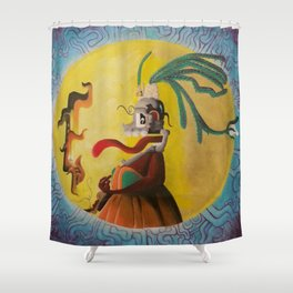 Mayadonna Shower Curtain
