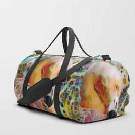 Exotic Visitor Duffle Bag
