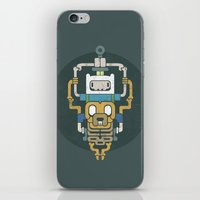 finn and jake iPhone & iPod Skins featuring  Finn X Jake by saimen