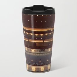 Chicago Orchestra Hall Color Photo Travel Mug