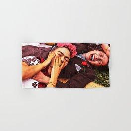 Frida y Chavela Hand & Bath Towel