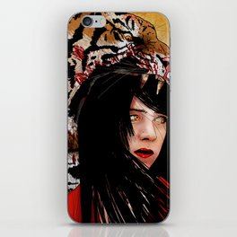 Tiger Tiger iPhone Skin
