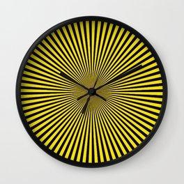 Star Landing Wall Clock