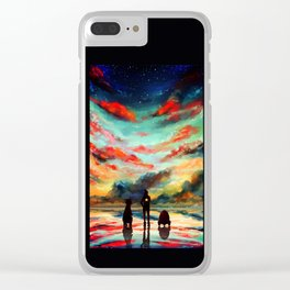 Photoshop Clear iPhone Case
