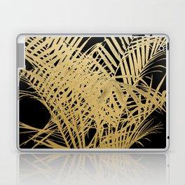 Golden Palms Laptop & iPad Skin