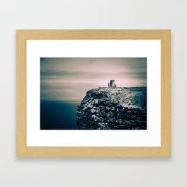 Tower of Moher Framed Art Print