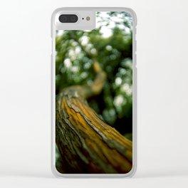 La Serpiente Clear iPhone Case