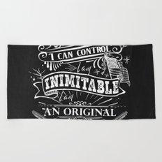 Hamilton - Inimitable Beach Towel