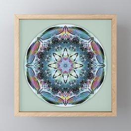 Mandalas from the Heart of Truth 2 Framed Mini Art Print