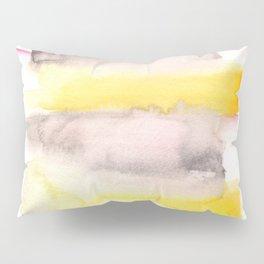 [161216] 20. Sorbet |Watercolor Brush Stroke Pillow Sham