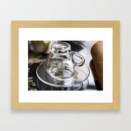 Tea (1) Framed Art Print