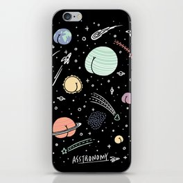 Asstronomy iPhone Skin